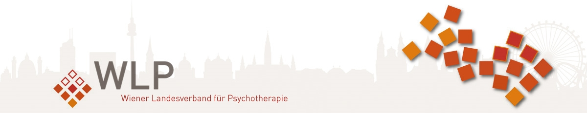 Logo WLP - Wiener Landesverband für Psychotherapie