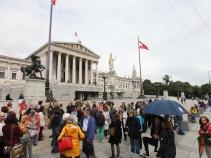 Aktionstag 2013 ÖBVP Parlament