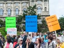 Landesverbände protestieren